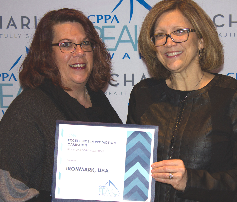 Ironmark Wins CPPA Peake Award | Ironmark, Annapolis Junction, MD