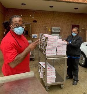 Healthcare workers appreciate Ironmark