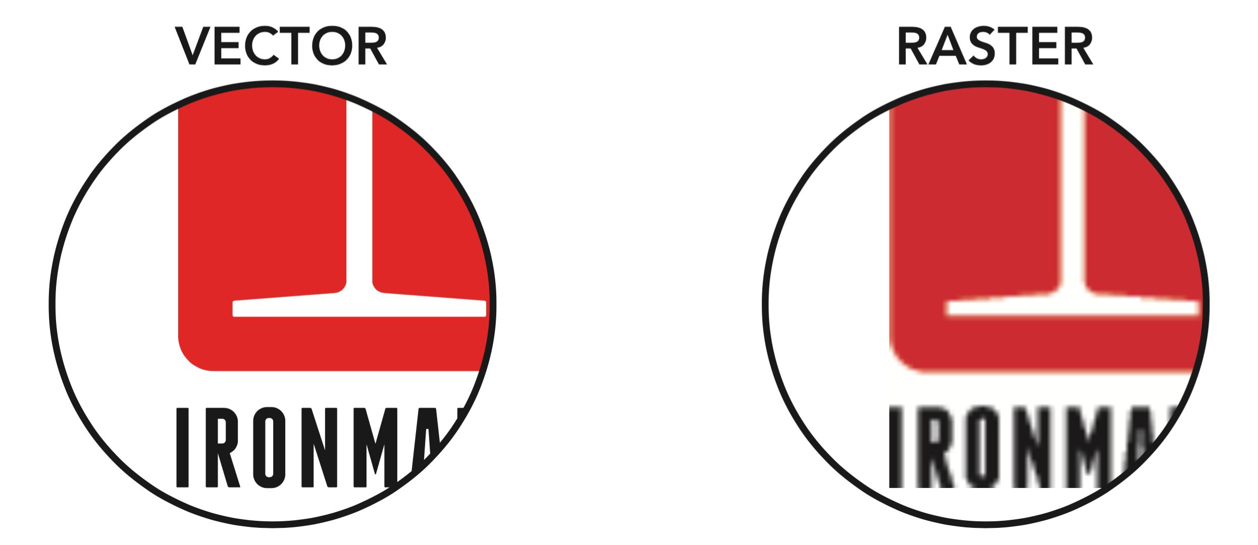 Vector vs. Raster Design Files | Ironmark, Annapolis Junction, MD