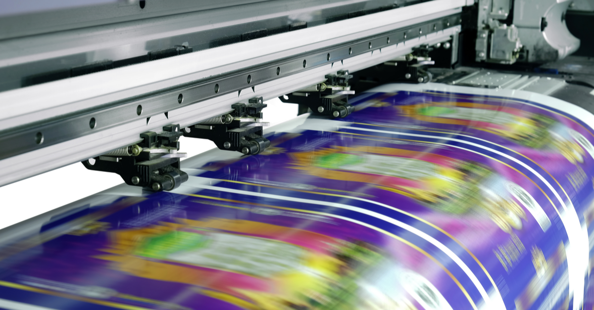 Print Industry Conversion from Analog to Digital - Ironmark, Annapolis Junction, MD