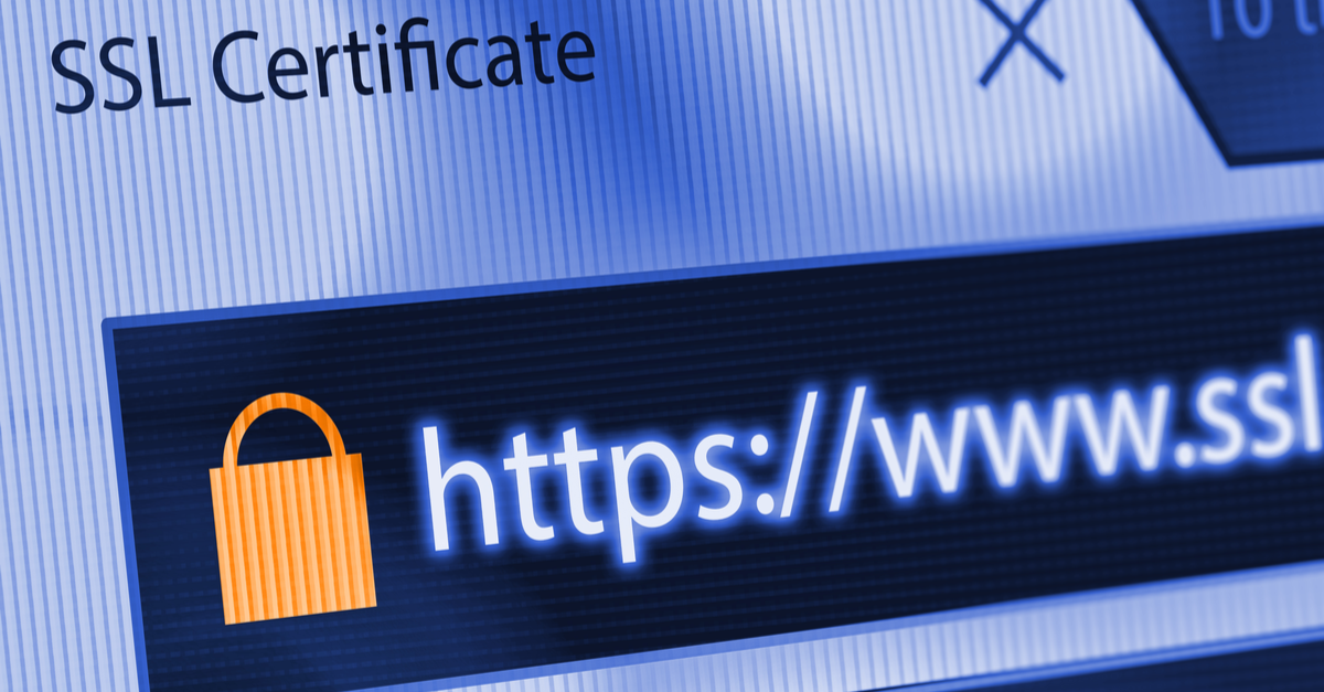 HTTPS and SSL/TLS Certificate - Ironmark, Annapolis Junction, MD