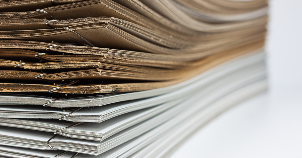 Marketing Paper Types - Inronmark, Annapolis Junction, MD