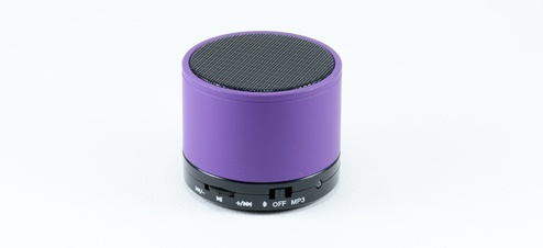 hottest promo product bluetooth speaker purple